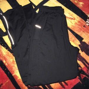 Nike black small dri fit pants 💕